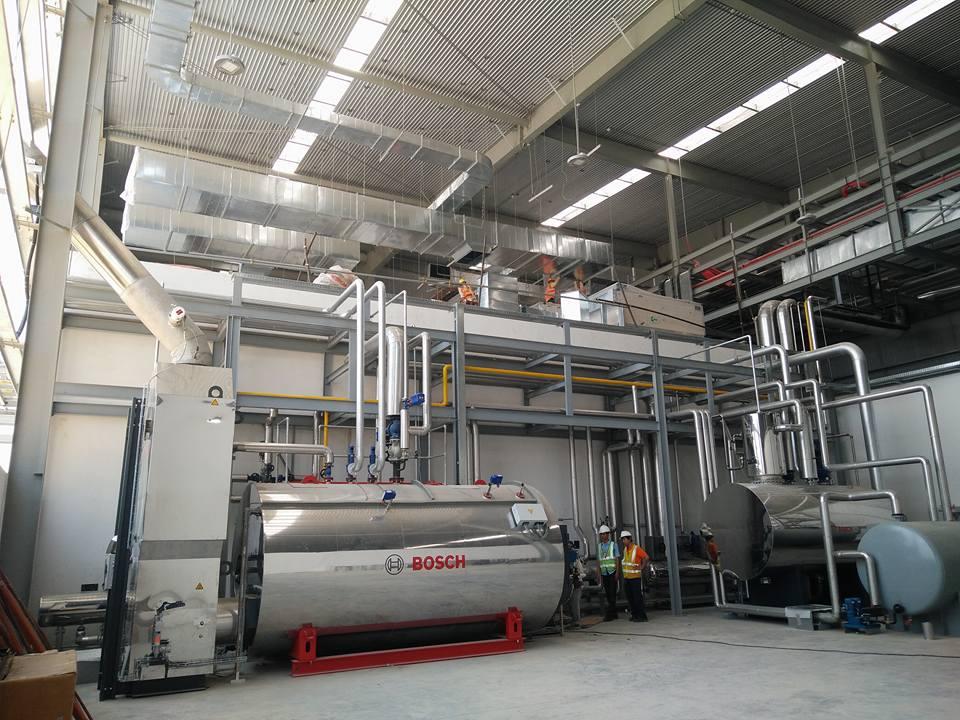 Coca-Cola Steam Boiler – Noyakong Group Co., Ltd.